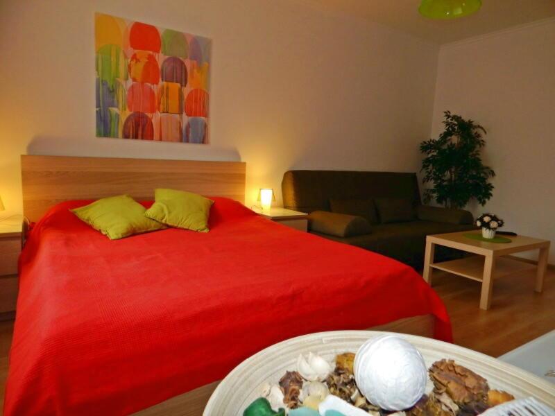1-комнатная  на сутки в Чите ,адрес-ленина 127